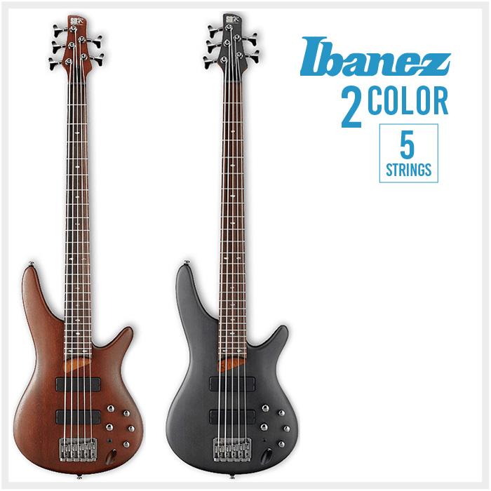 アイバニーズ 5弦モデル エレキベース Ibanez SR505