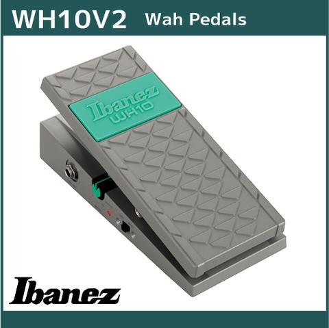 アイバニーズ ギターエフェクター ベースエフェクター 【ワウ ペダル】 Ibanez WH10V2 WAH PEDALS