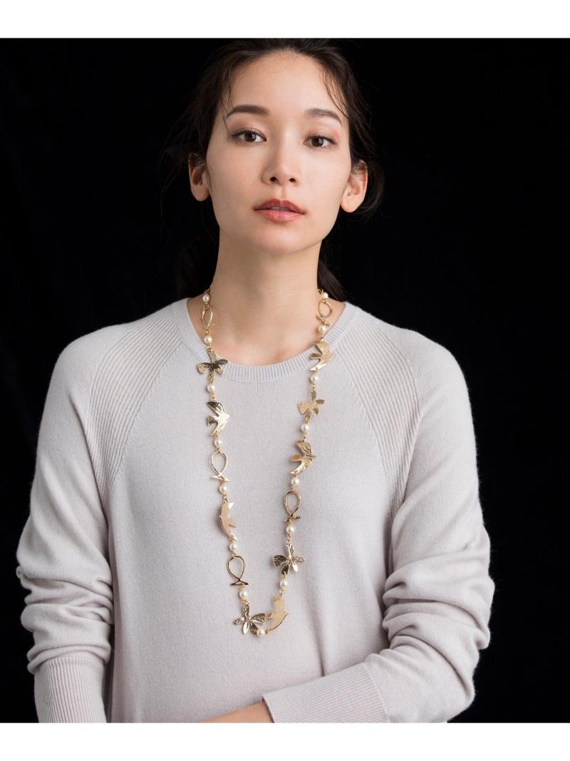 自由区 年間定番 レディース アクセサリー ジユウク Rakuten Fashion SALE 30%OFF ネックレス ET 送料無料 サービス RBA_E JEANNE ゴールド CECILE VOYAGE