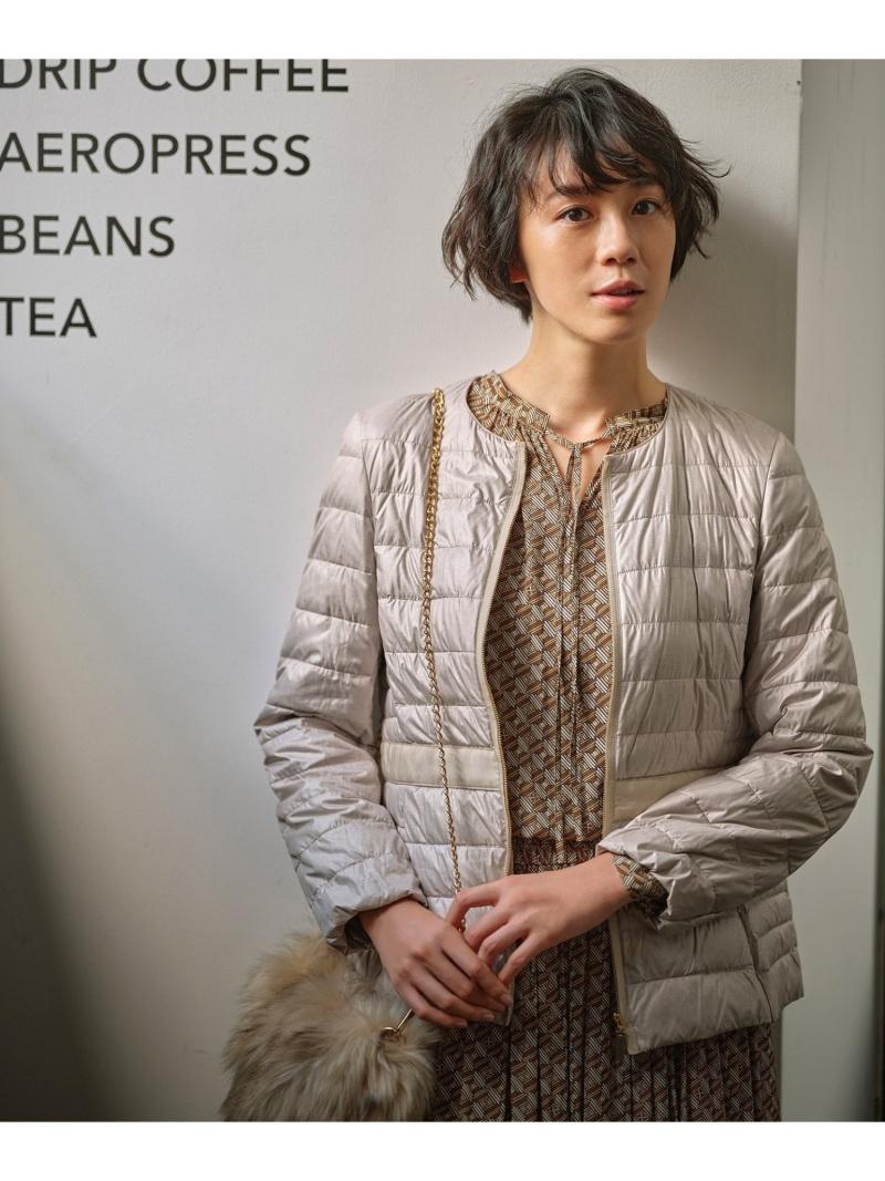 自由区 レディース コート ジャケット ジユウク Rakuten Fashion 洗える ●手数料無料!! ブラック ダウンジャケット 割引 DOWN LIGHT グレー COMPACT 送料無料