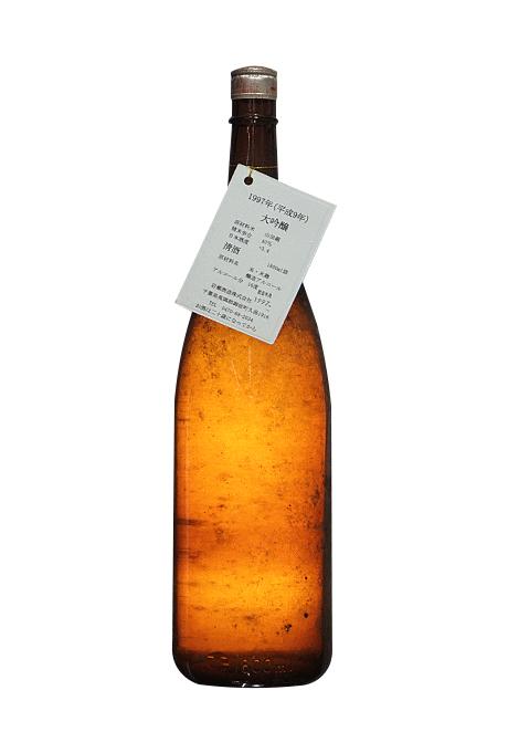 平成09年(1997年)千葉県 岩瀬酒造 大吟醸古酒 1800ml 要低温