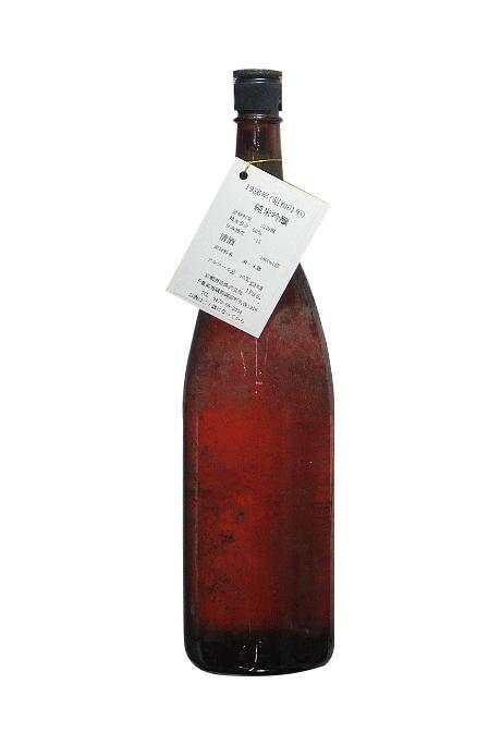 昭和61年(1986年)千葉県 岩瀬酒造 純米吟醸古酒 1800ml 要低温