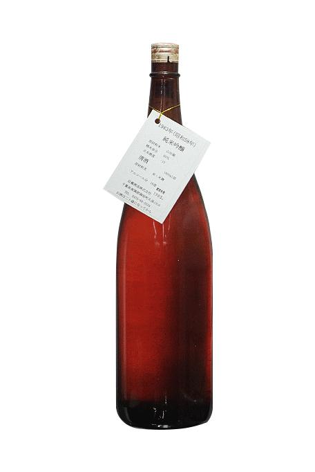 昭和58年(1983年)千葉県 岩瀬酒造 純米吟醸古酒 1800ml 要低温