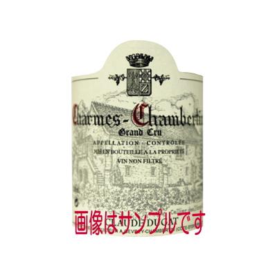 [2001]ジュヴレ シャンベルタンプルミエクリュ 750ml 赤 フルボディ クロード・デュガ