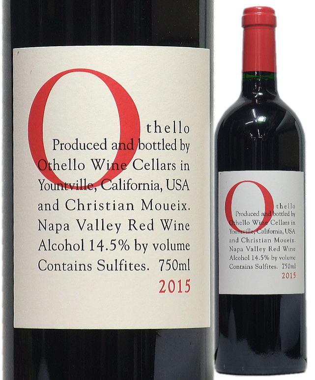 2014 ワイン オテロ Othello Othello Wine Cellars セラーズ [赤] オテロ 750ml 【6本〜送料無料】