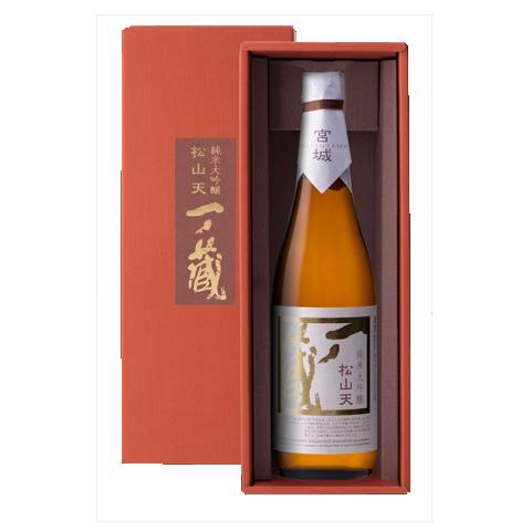 ☆最安値に挑戦 ワイングラスで美味しい日本酒アワード最高金賞 ギフト 一ノ蔵 純米大吟醸 宮城県 値引き 720ml 松山天