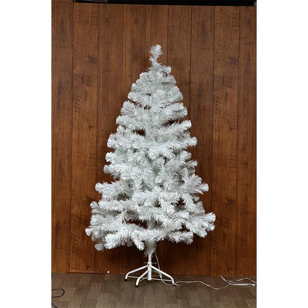 オプティックツリー ホワイト 150cm【aks】 クリスマス【在庫処分】