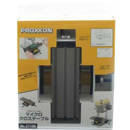プロクソン・マイクロクロステーブル・NO.27100【代引き不可】