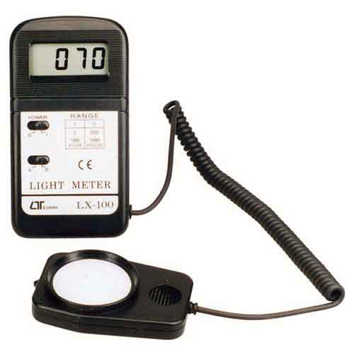 MT・デジタル照度計・LX-100【代引き不可】