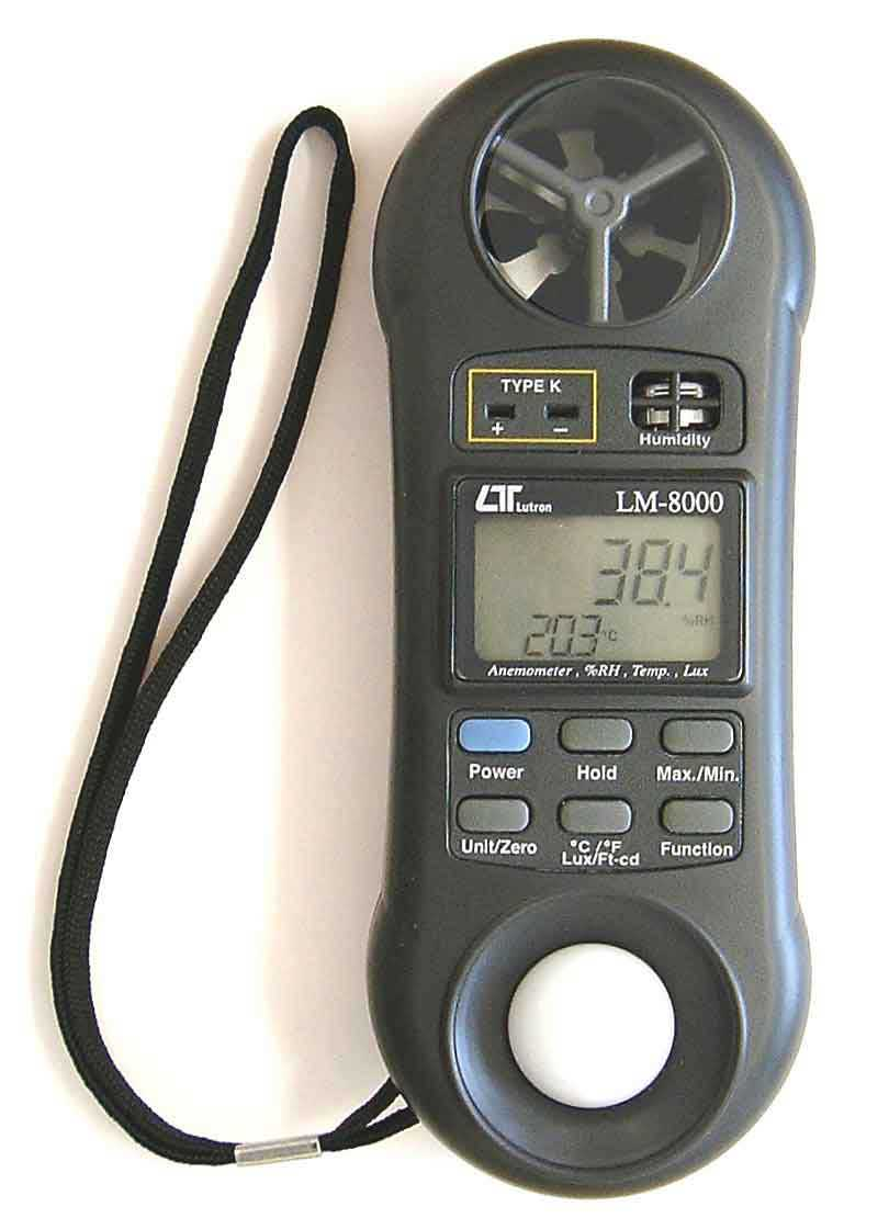 MT・マルチ環境測定器・LM-8000【代引き不可】