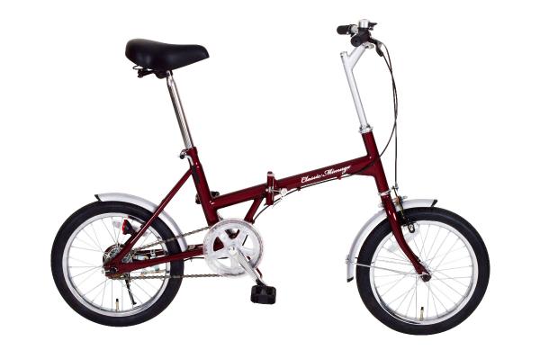 Classic Mimugo FDB16 クラシックレッド【MG-CM16】 / 自転車 サイクリング 【代引不可】(北海道・沖縄・離島送料別途), ボディピアス専門店 Body-Style:f8115bcd --- quintrix.jp