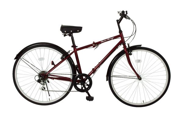 Classic Mimugo FDB700C6S クラシックレッド【MG-CM700C】 / 自転車 サイクリング 【代引不可】(北海道・沖縄・離島送料別途)