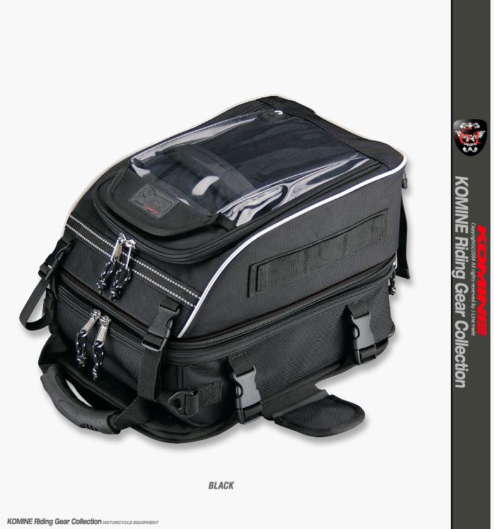KOMINE komine SA-042 4WAY多旅游包09-042 4WAY MULTI TOURING BAG