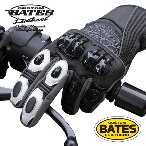 在庫処分 【サイズ交換不可】BATES BAG-W005SPL ウインターレザーグローブ バイク/グローブ/レザー/秋冬/スポーティー/メンズ/バイクウェア