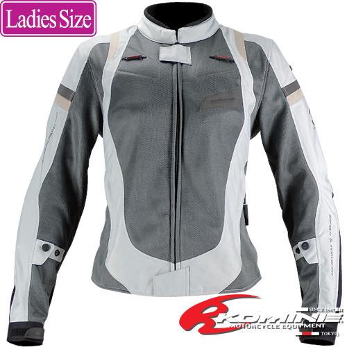 【Lady size】コミネ JK-083 レディースフィットメッシュジャケット 3D KOMINE 07-083 Ladies Fit M-JKT 3D