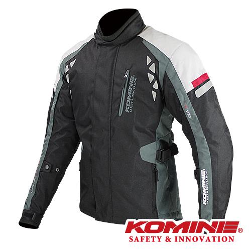 在庫限り JK-577 コミネ プロテクトウインタージャケット-スキピオ KOMINE 07-577 バイクジャケット