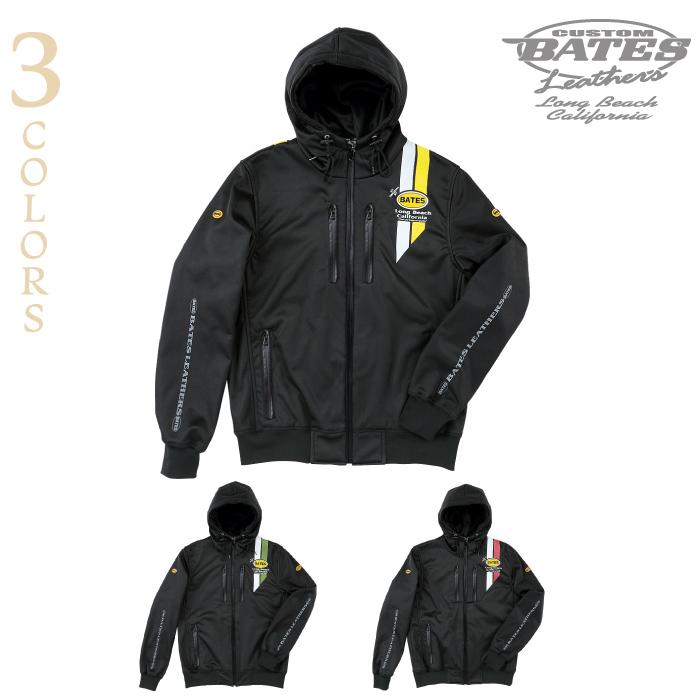 ベイツ BOP-07P 防風インナーパーカー BATES 2019年モデル 秋冬 バイク インナー カジュアル おしゃれ 男性 メンズ