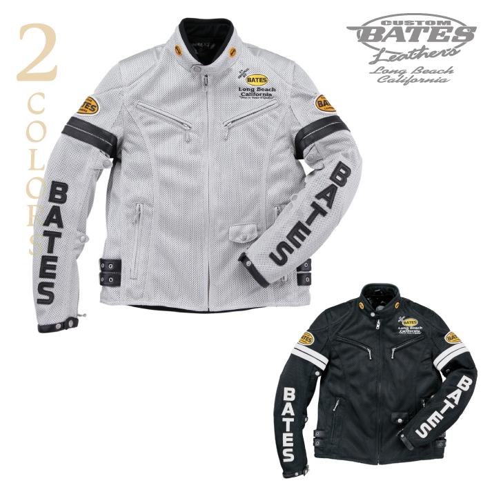 ベイツBSP-12Wayメッシュジャケット2018春夏限定モデルベイツスタンダードシリーズBATESバイクジャケットメッシュ春夏おしゃれメンズバイクウェア