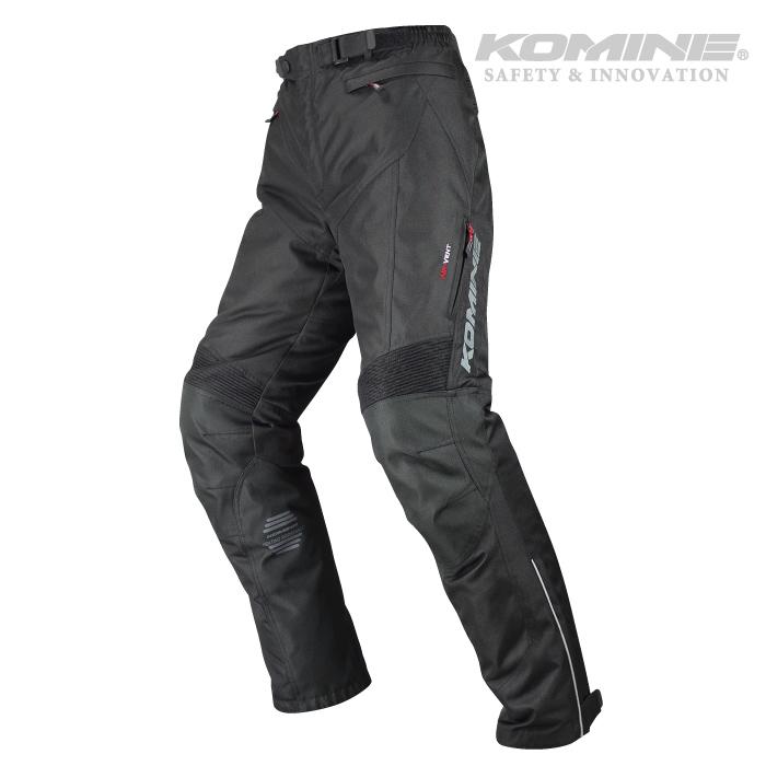 コミネ PK-918 プロテクトウインターパンツ ジュピター KOMINE 07-918 バイクパンツ 秋冬 CE規格パッド付 ロングシーズン
