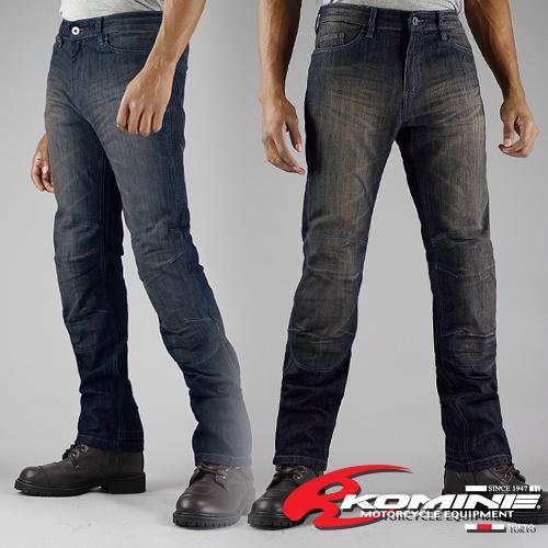 市場限定 全品送料込価格! 東京都内から発送 コミネ WJ-732R ジーンズ KOMINE 07-732R Jeans
