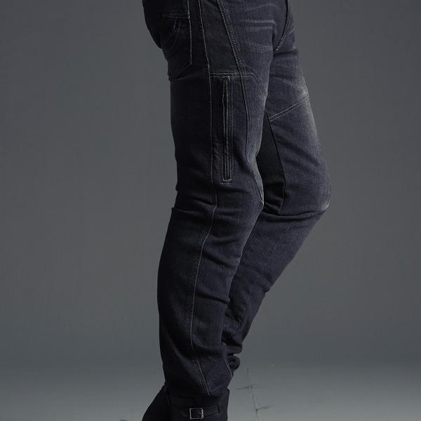 マックスラー モトパンツ ジーンズ メンズ MAXLER RIDING JEAN MJ-1506 ライダーパンツ バイクパンツ