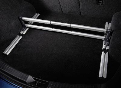 【KF系CX-5】トランクルームストレージシステム 海外仕様純正アクセサリー