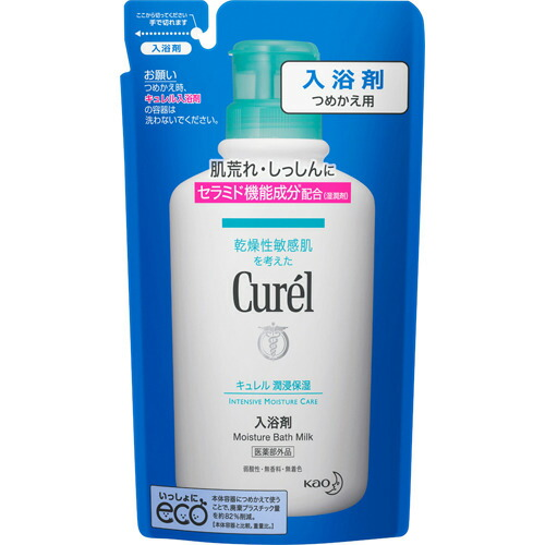 ◆Curel bath articles 360 ml of unregulated drug 4901301281364 ◆ << Kao Curel bath articles moisture in Japan >> for repacking it