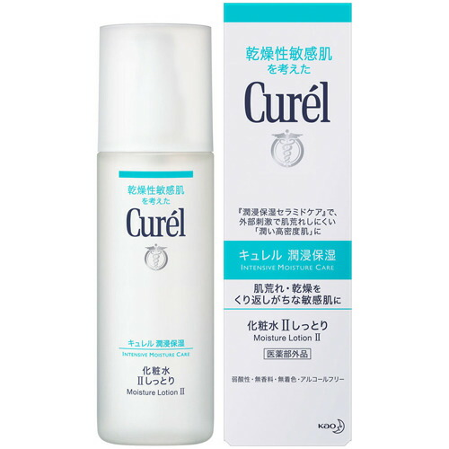 ◆Feel 150 ml unregulated drug 4901301236197 ◆ << Japanese Kao Curel lotion >> that Curel lotion 2 is smooth with moisture