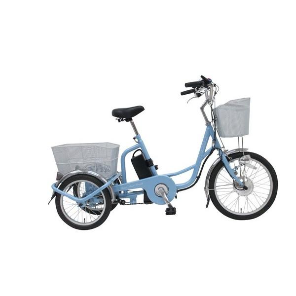 アシらくチャーリー 電動アシスト三輪自転車 電動三輪自転車