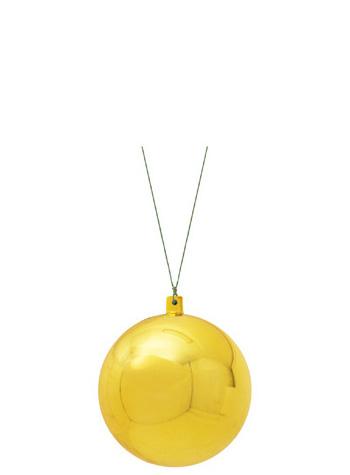 直営限定アウトレット 《週末限定タイムセール》 クリスマス オーナメント デコレーション 装飾 カラフルボール リッチゴールド2ケ入り 100mmメタリックユニボール
