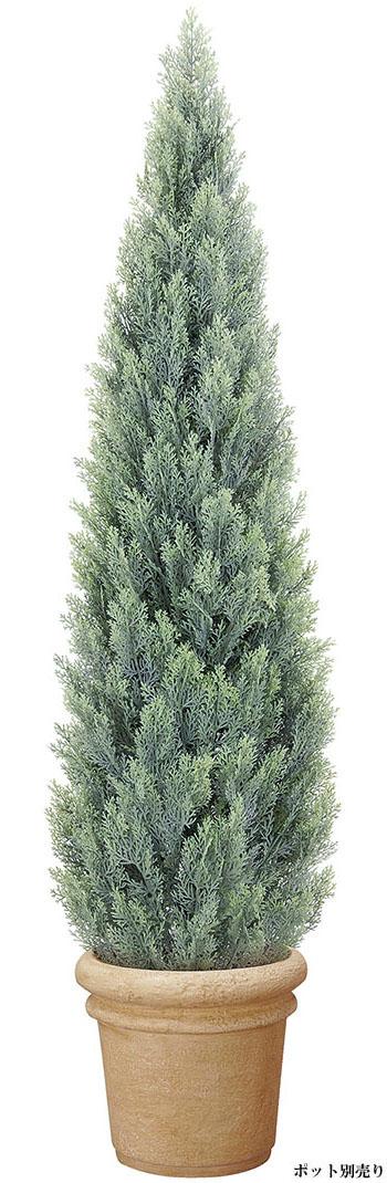 【クリスマス・ヌードツリー・装飾・観葉】180cmクレストツリー・フロストグリーン(プラスチック)