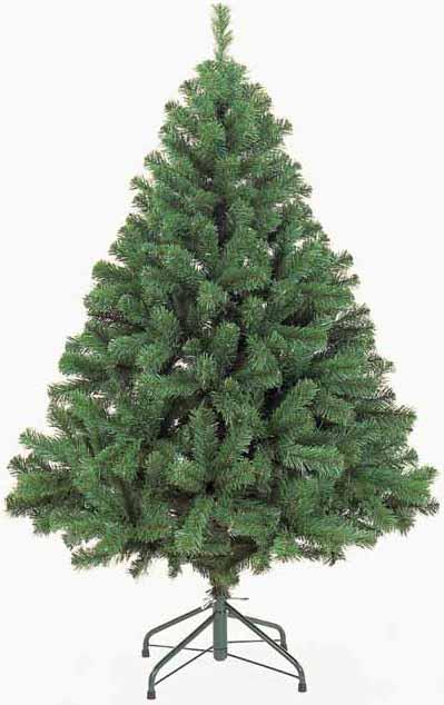 【クリスマス・ヌードツリー・装飾】150cmパインツリー(幹と枝が傘の様な部品で接続されておりパタパタ広げるタイプ)