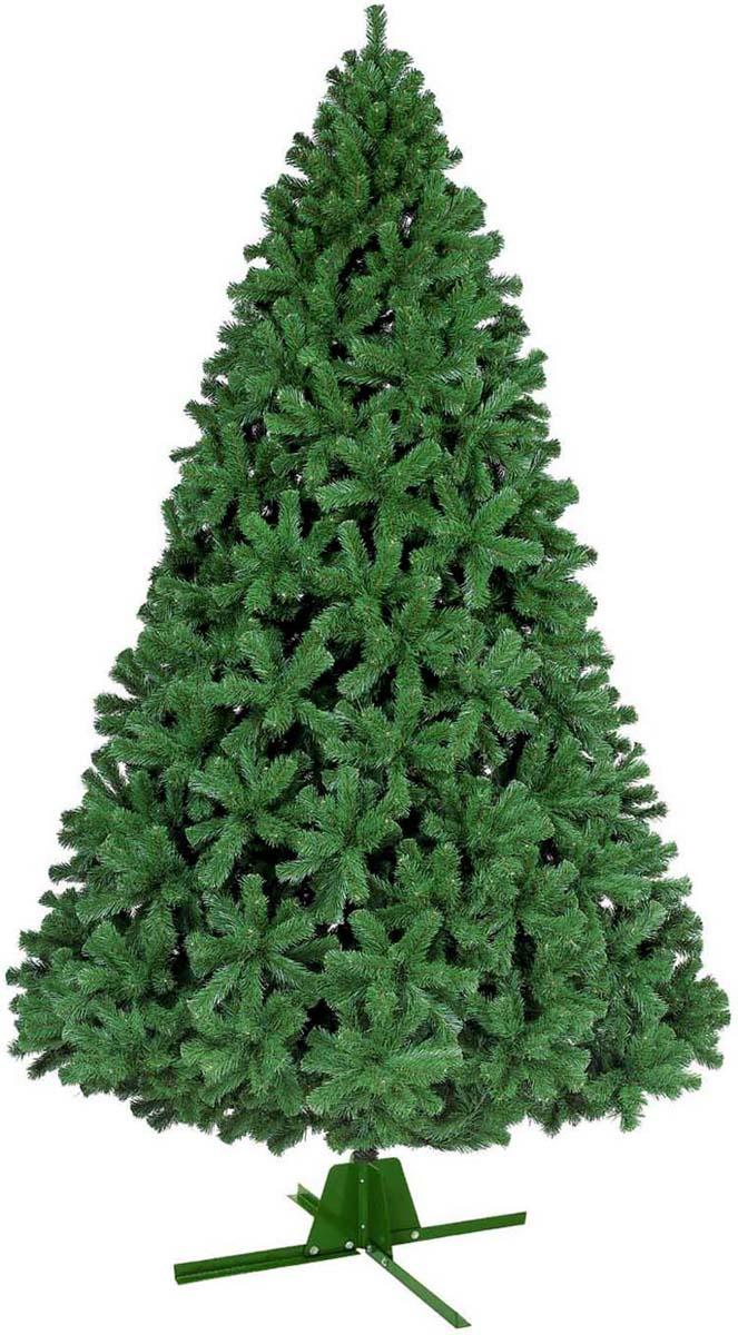 【クリスマス・ヌードツリー・装飾】360cmパインツリー(ワイドチップ)(4分割 1セット=2カートン)(枝が幹に巻きつけられており、手で直接広げるタイプ)