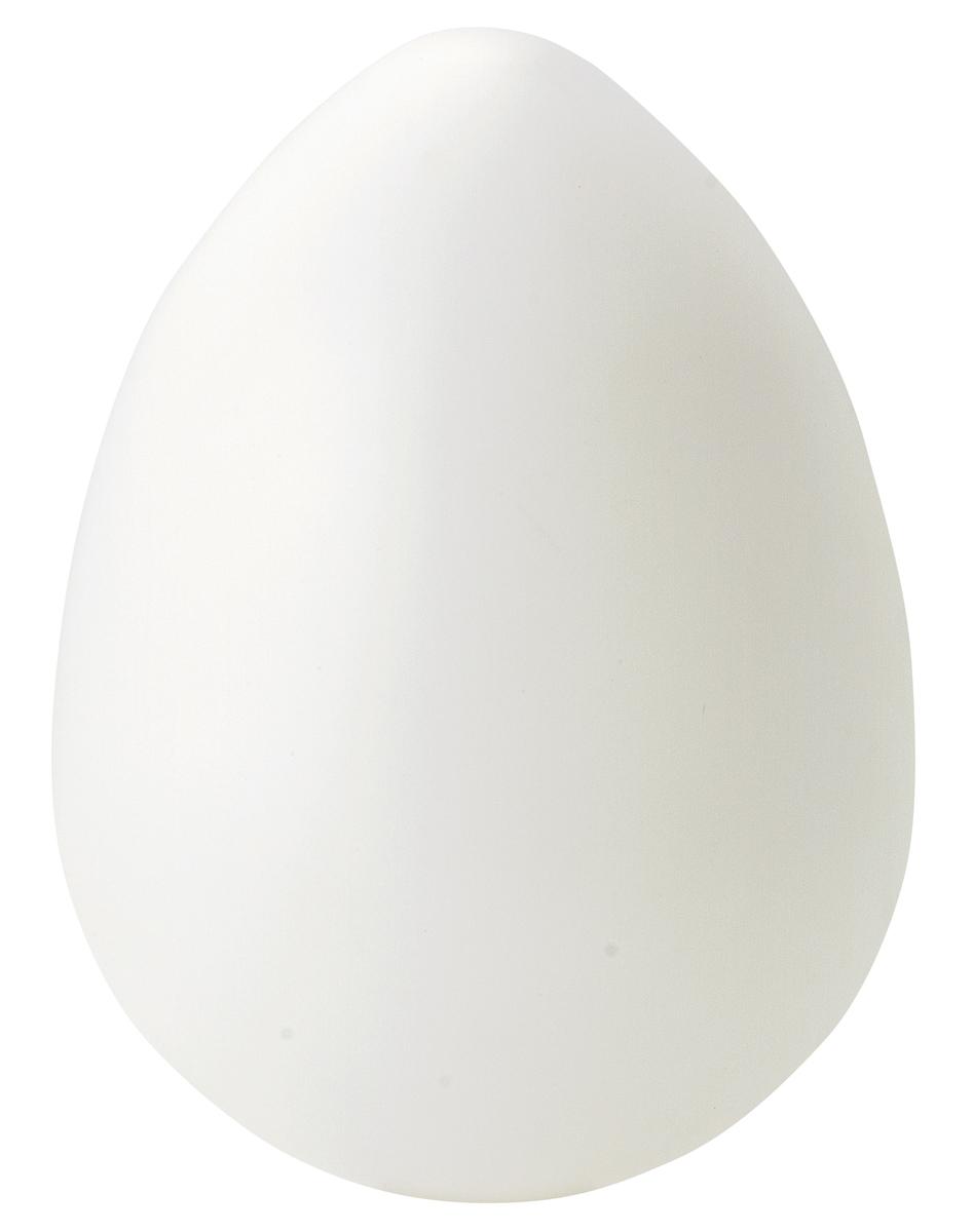 【食品サンプル·玉子·たまご】50cmエッグ(BC付)未塗装·ホワイト