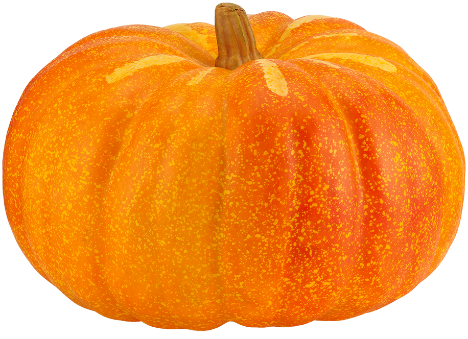 【造花・観葉・秋の造花・枝・秋色・食品サンプル・かぼちゃ・南瓜】メガオータムパンプキン