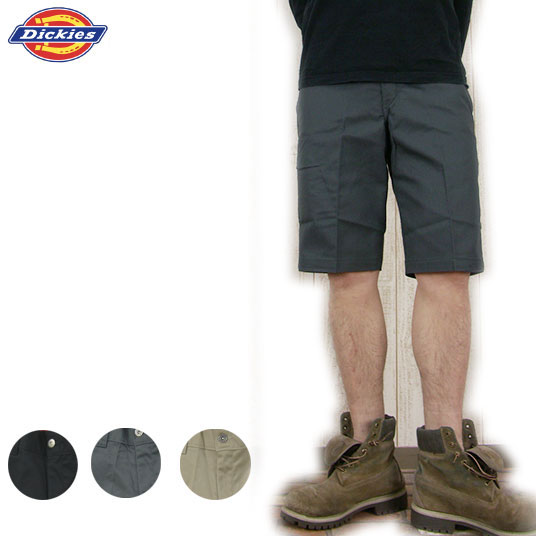 catch best place for newest collection Dickies Dickies 67 collection twilworkshorts slim fit Twill Work Short Slim  Fit WR894