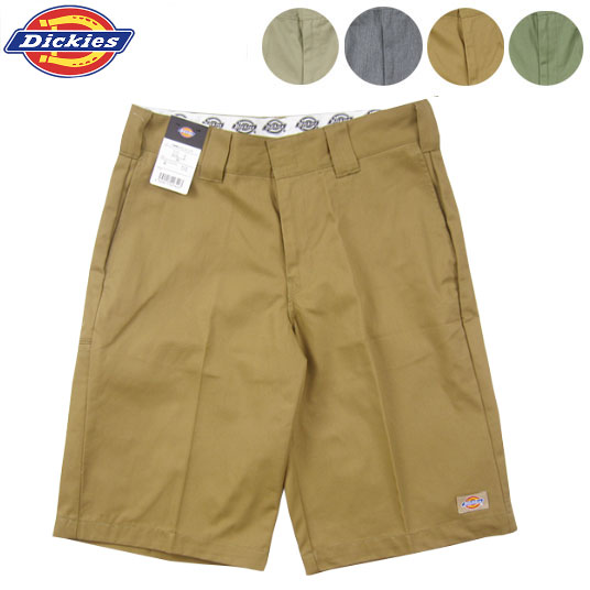 "Dickies Dickies multi Pocket work shorts shorts 42283-JP ""men / bottoms / work pants / shorts-length"""
