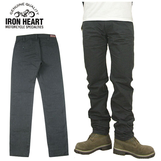 IRON HEART アイアンハート チノクロス トラウザー Chino Cloth Trousers IH-716