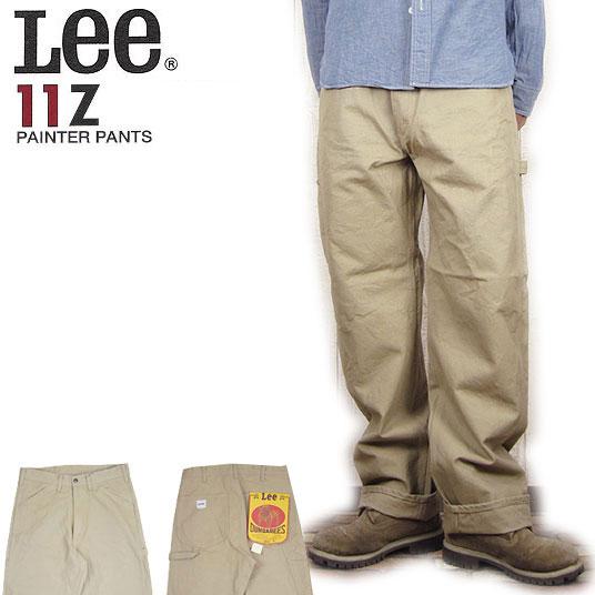 李李工装裤垂下 11Z 画家裤米色 LM5288-214 (男性/裤/工装裤/凯伦/关闭)