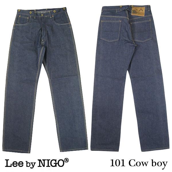 李李由 NIGO 101 牛仔 94101 89