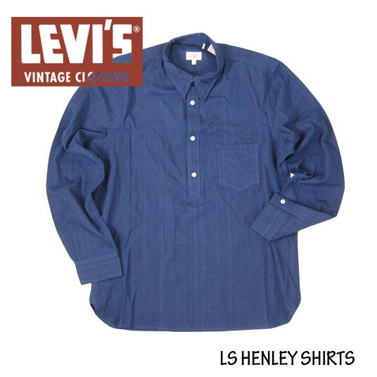 60481-0013 LEVI'S VINTAGE 1ポケットサンセットシャツ Levi's/リーバイス 1920s CLOTHING