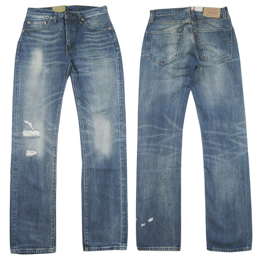 LEVI'S VINTAGE CLOTHING リーバイスヴィンテージクロージング 505 1967年モデル トルコ製 DROPOUT BOOGIE 67505-0108