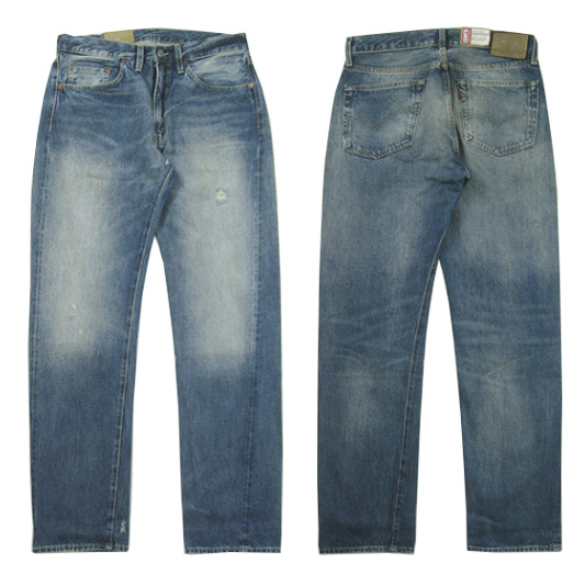 LEVIS VINTAGE CLOTHING リーバイス 501ZXX ヴィンテージ 1954年モデル RANCHER 50154-0078