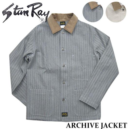 Stan Ray カバーオール アーカイブ ジャケット ARCHIVE JACKET 481