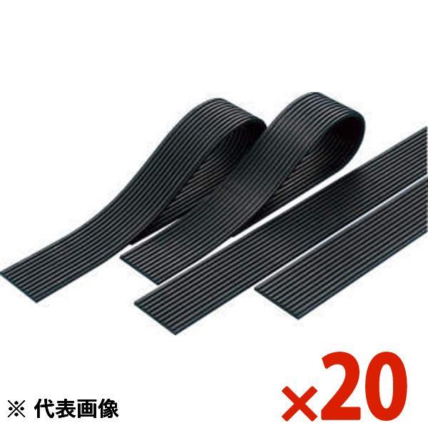 【送料無料】因幡電工防振パット GP-100-10 20個セット