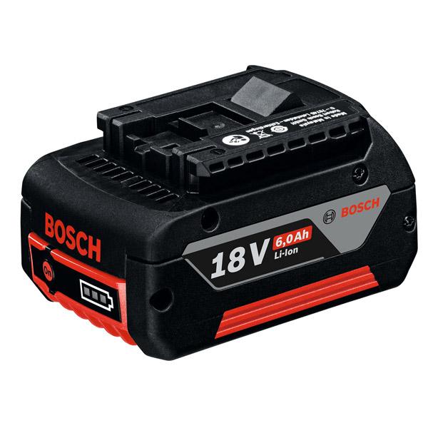 【送料無料】BOSCH・ボッシュ 18Vリチウムイオン6.0Ah A1860LIB