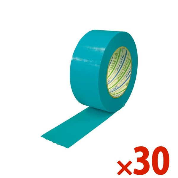 【送料無料】DIATEX/ダイヤテックス パイオラン建築養生用テープ 50mm×50m スカイブルー まとめ買い30巻 Y-09-SB