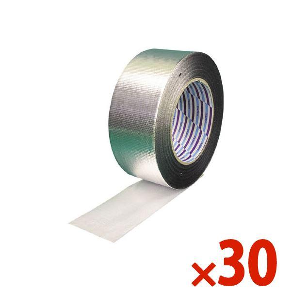 【送料無料】DIATEX/ダイヤテックス パイオランアルミクロステープ 50mm×50m シルバー まとめ買い30巻 K-10-AL