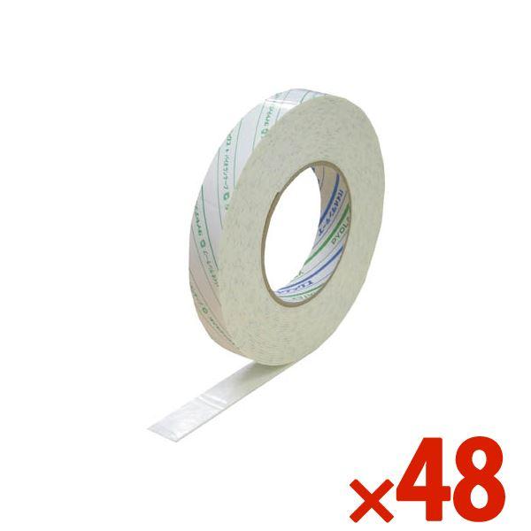 【送料無料】DIATEX/ダイヤテックス パイオラン発泡両面テープ 20mm×10m ホワイト まとめ買い48巻 HP-30-D-20mm