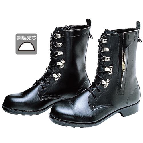 DONKEL/ドンケル チャック付き安全靴640 25.0 EEE